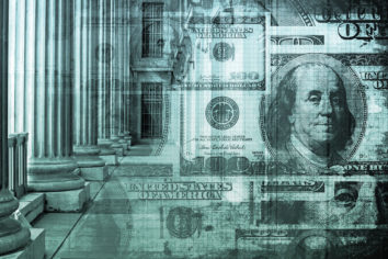 Dollars and Sense: Money, long-term high unemployment, and universal basic income
