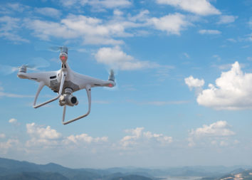 Wild Blue Yonder—With drone use on the rise, insuring against associated liability is a big unknown